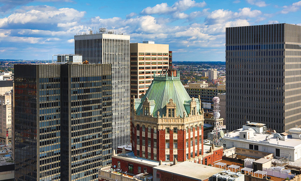 Luxury Living Apartments In Downtown Baltimore